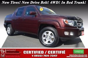 2010 Honda Ridgeline VP Certified! No Accident! New Tires! New D