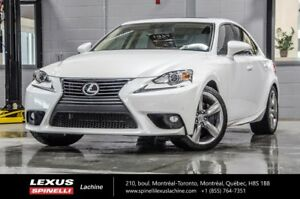 2016 Lexus IS 350 EXECUTIF AWD; **RESERVE / ON-HOLD** 2016 DEMO