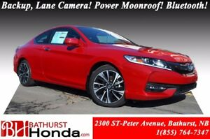 2017 Honda Accord Coupe EX LED Lights! Backup & Lane Camera!