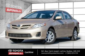 2013 Toyota Corolla SIÈGES CHAUFFANTS!! 90 DAYS WITHOUT PAYMENTS