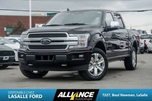2018 Ford F-150 PLATINE COMMERCIAL RENTAL VALABLE