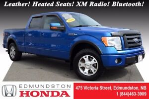 2010 Ford F-150 FX4 Leather! Heated Seats! XM Radio! Bluetooth!