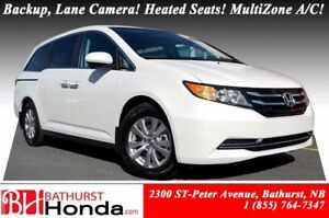 2017 Honda Odyssey EX Backup, Lane Camera! Heated Seats! Bluetoo