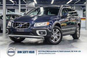 2013 Volvo XC70 3.2L VOLVO CERTIFIED PREOWNED WARRANTY 31 OCT. 2