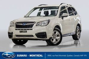 2017 Subaru Forester 2.5i One owner, lease return