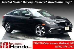 2019 Honda Civic Sedan LX Heated Seats! Backup Camera! Bluetooth