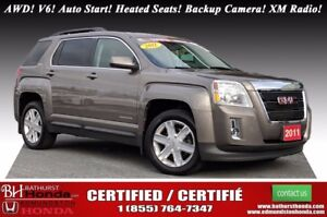 2011 GMC Terrain SLE-2 - AWD AWD! V6! Auto Start! Heated Seats!