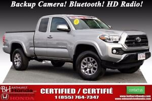 2016 Toyota Tacoma SR5 Backup Camera! Bluetooth! HD Radio!