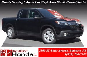 2017 Honda Ridgeline LX Honda Sensing! Apple CarPlay / Android A