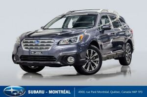 2016 Subaru Outback 3.6R Limited One owner, lease return