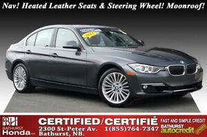 2015 BMW 3 Series 328i xDrive - AWD - Low KM's! Low Km's! Nav! H