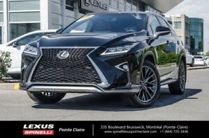 2016 Lexus RX 350 FSPORT SERIES 2 NAVIGATION FULLY EQUIPPED,NAVI