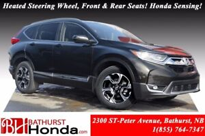 2017 Honda CR-V TOURING Panoramic Moonroof! Hands-Free Access Po