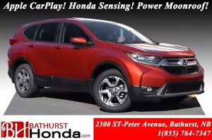 2018 Honda CR-V EX Honda Sensing! Power Mooroof! Apple CarPlay /