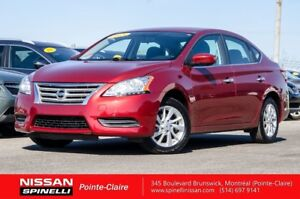 2015 Nissan Sentra SV **REDUCED PRICE**BACKUP CAMERA/BLUETOOTH/1