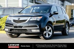 2011 Acura MDX CUIR, TOIT, 7 PASSAGERS VERY CLEAN