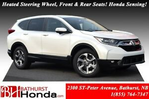 2018 Honda CR-V EX-L Power Tailgate with Programmable Height! He