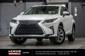 2019 Lexus RX 350 NAVIGATION AWD; CUIR TOIT GPS ANGLES MORTS LSS