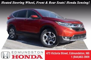 2017 Honda CR-V EX-L Power Tailgate with Programmable Height! He
