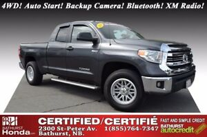 2016 Toyota Tundra SR5 4WD! Auto Start! Backup Camera! Tow Packa