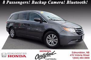 2015 Honda Odyssey SE 8 Passengers! Backup Camera! Bluetooth! 24