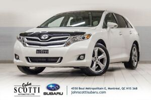 2015 Toyota Venza XLE V6 AWD Leather Roof