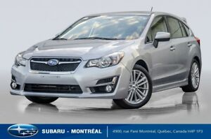 2015 Subaru Impreza Sport Hatchback One owner, lease return