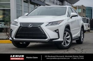 2018 Lexus RX 350 GROUPE NAVIGATION, AWD SPECIAL DEMO REBATE $72