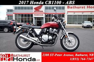 2017 Honda CB1100A ABS Smooth, sophisticated ride! Great sound &