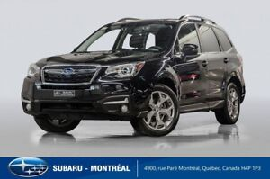 2017 Subaru Forester Limited Eyesight One owner, low mileage
