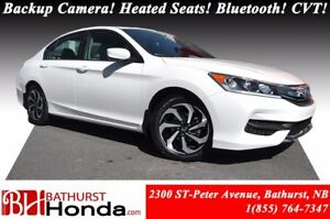 2017 Honda Accord Sedan LX Heated, Power Seats! Backup Camera! B