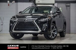 2018 Lexus RX 350 LUXE AWD; CUIR TOIT GPS ANGLES MORTS LSS+ $3,4