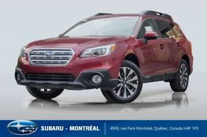 2016 Subaru Outback 3.6R Limited Subaru certified pre-owned vehi