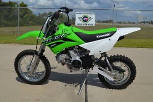 Looking for KLX110L!!!