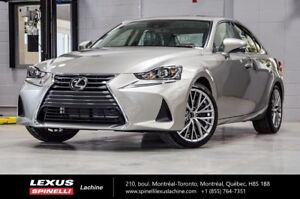 2017 Lexus IS 300 PREMIUM AWD; CUIR TOIT CAMERA $6,326 DEMO REBA