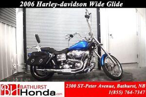 2006 Harley-Davidson Dyna Wide Glide 1450cc