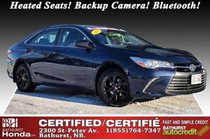 2015 Toyota Camry SE Heated Seats! Backup Camera! Bluetooth!