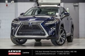 2017 Lexus RX 450h HYBRIDE EXECUTIF AWD; **RESERVE / ON-HOLD** L