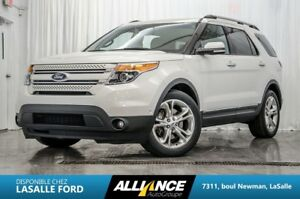 2014 Ford Explorer LIMITED | 4WD | NAVIGATION | CAMERA |