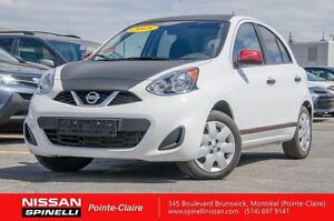 2015 Nissan Micra SV AUTOMATIQUE VERY LOW KM/CUSTOM LOOK WITH BL