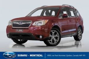 2015 Subaru Forester Limited Subaru certified pre-owned vehicle