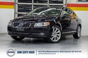 2013 Volvo S80 T6 AWD VOLVO CERTIFIED