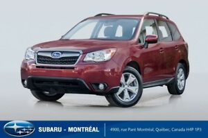 2016 Subaru Forester Touring Subaru certified pre-owned vehicle