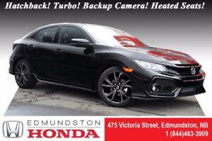 2017 Honda Civic Hatchback SPORT - HS Add-on Skirt Package! Hond