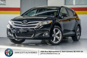 2016 Toyota Venza XLE Limited+V6+Nav+ Roof + Cuir XLE Limited, V