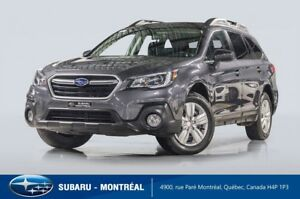 2018 Subaru Outback 2.5i 338$/month +taxes! 0$ down