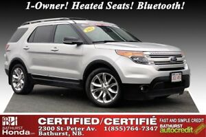 2012 Ford Explorer XLT - FWD New Brakes! 7 Passengers! Panoramic