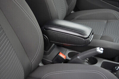 2015 Tidyard Adjustable Car Armrest Centre Console With Storage Compartment for Skoda Fabia MK3