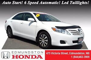 2011 Toyota Camry LE LOW PRICE! Auto Start! 6 Speed Automatic! L