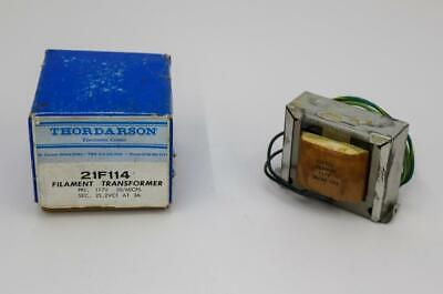 Thordarson 21f114 Filament Transformer
